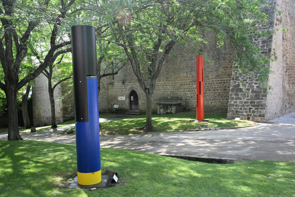 chateau sainte roseline art contemporain 2019
