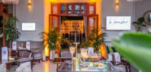 boudoir majestic voyage gastronomique cocktail