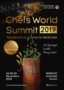 chef world summit 2019