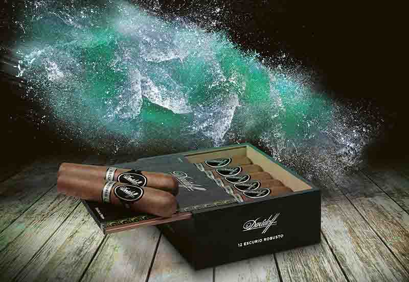 davidoff cigars taste the elements