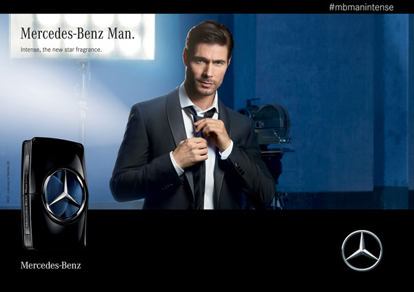 mercedes benz man intense