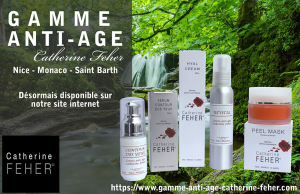 centre anti age catherine feher nice