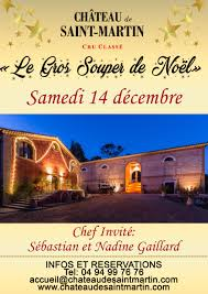 chateau de saint martin gros souper 2019