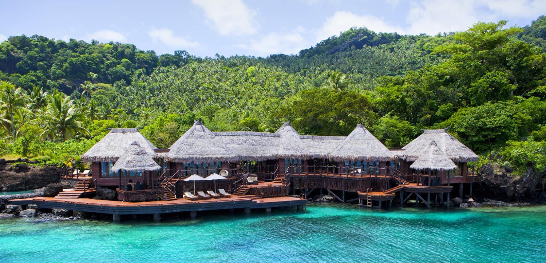 Laucala Island Resort fidji