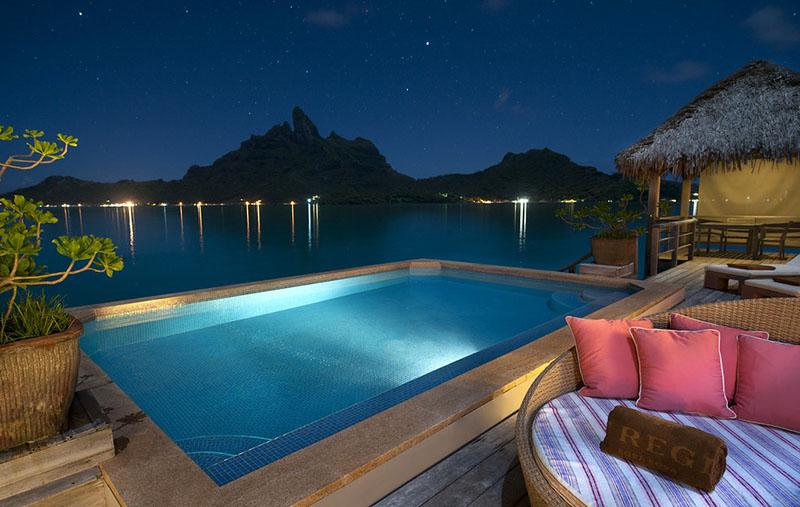 TheSt Regis Bora Bora Resort polynesie