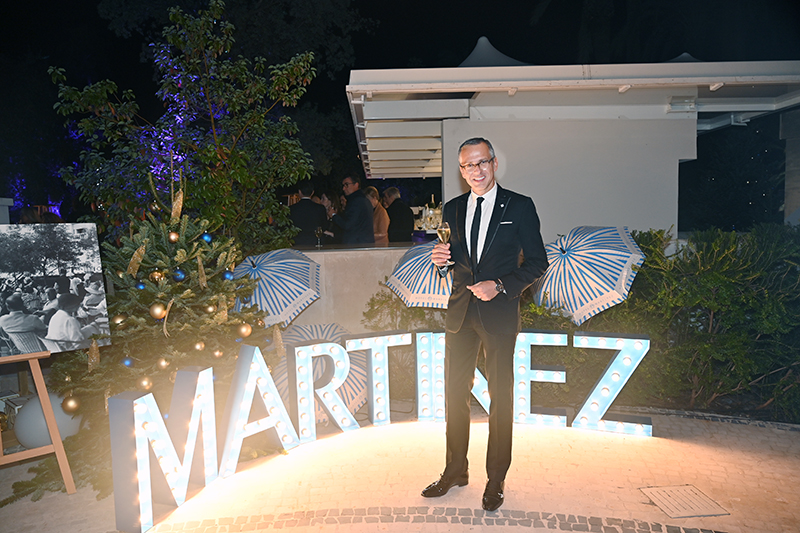 hotel martinez cannes lumiere