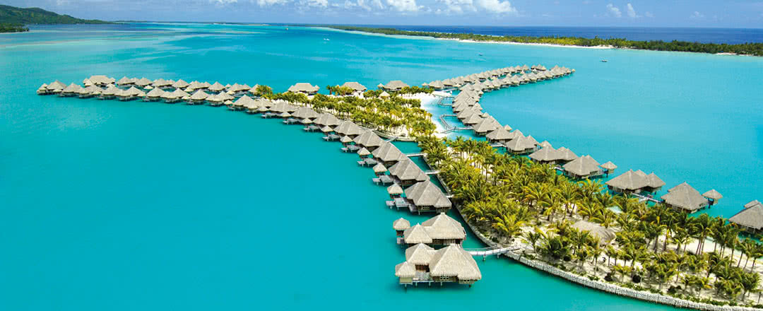 The St Regis Bora Bora Resort polynesie