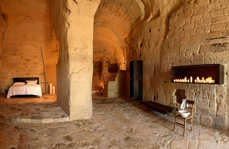 Le Grotte Della Civita italie