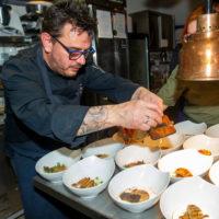 restaurant la truffe fete aups 2020