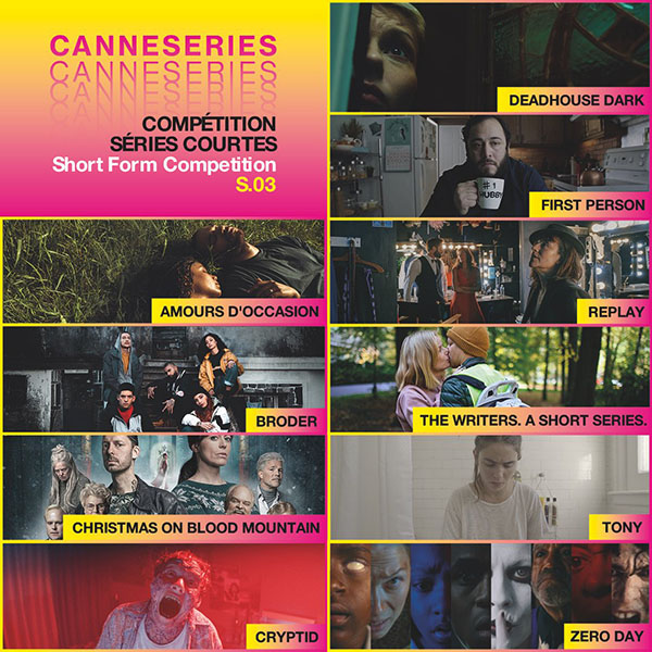 canneseries 2020 star