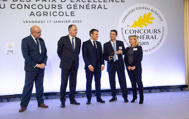 concours agricole 2020 excellence azur var