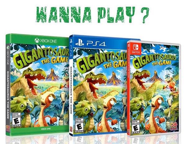 gigantaurus jouer famille confinement