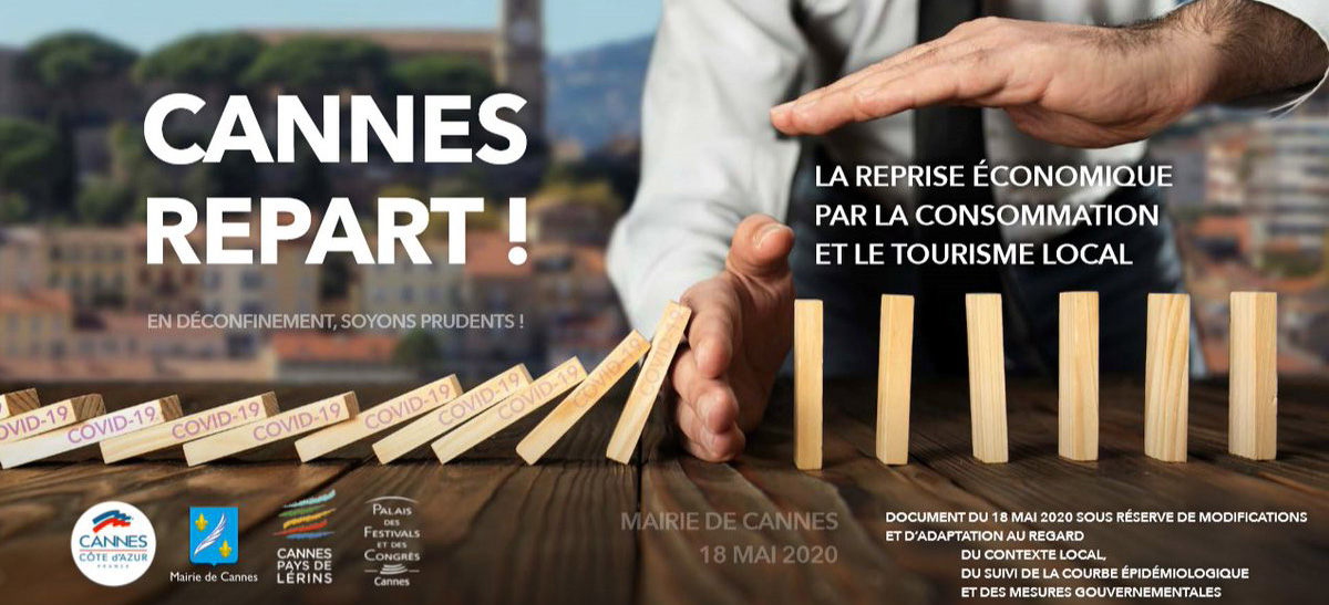 #Cannesrepart exotisme local