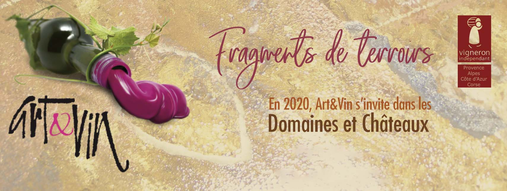 art et vin 2020