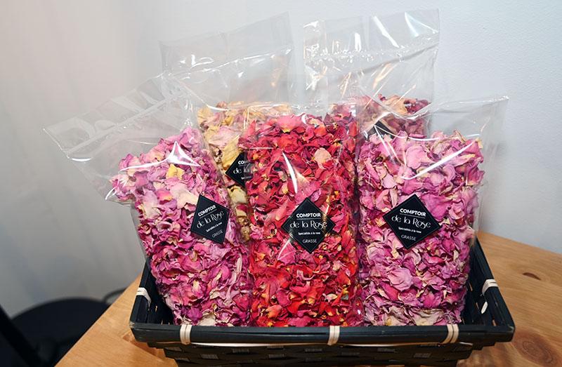 comptoir rose parfum grasse