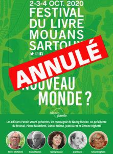 Festival du Livre - Mouans Sartoux