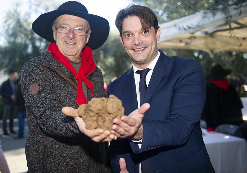 marche truffe 2021 passion melanosporum