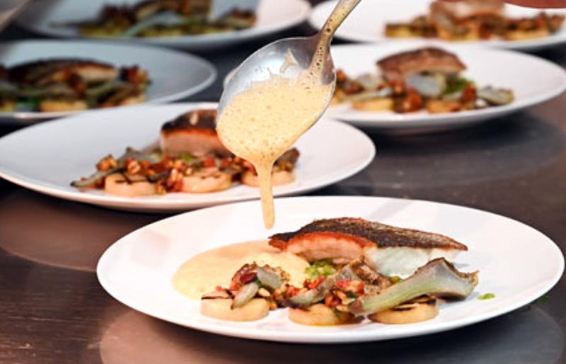 place Mougins menus locavores emporter