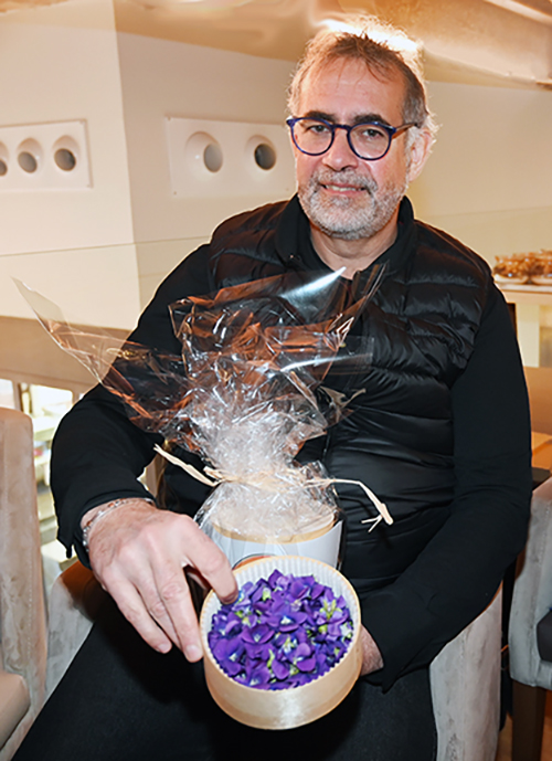 cuisine fleurs parfums solidarité emporter