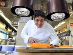 mauro colagreco menu trois etoiles livré partout france