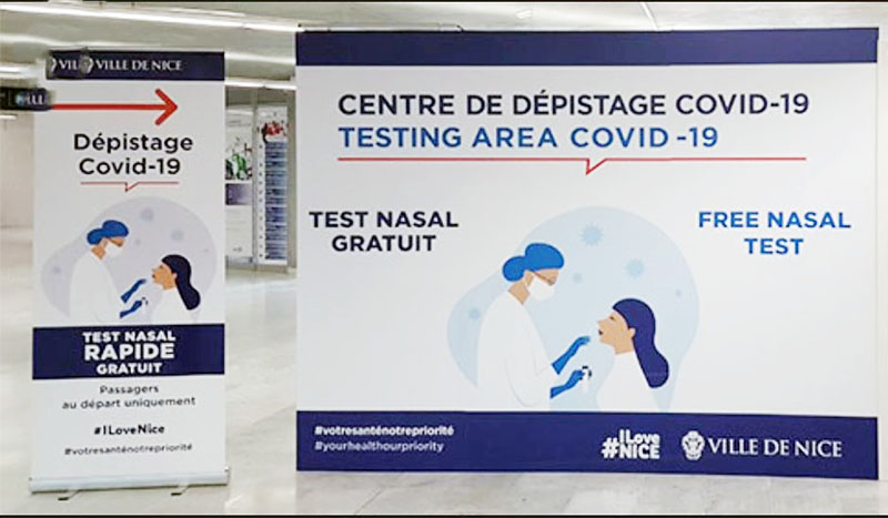 aéroport nice certifié aci health accreditation