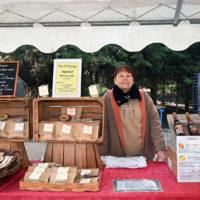 marché truffe ensoleillé bastide saint antoine