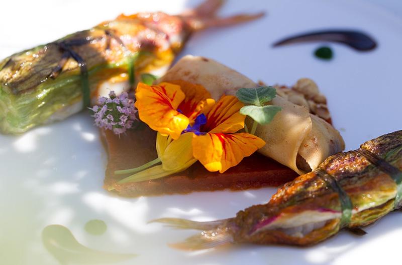 réserve ramatuelle luxe gastronomie etoilée