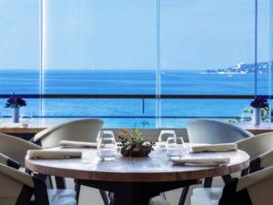 mirazur restaurant monde plastic free