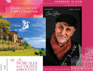musicales vignes provence