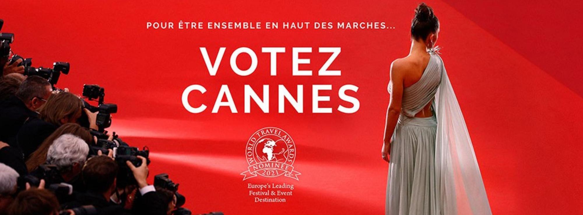 World travel awards votez cannes