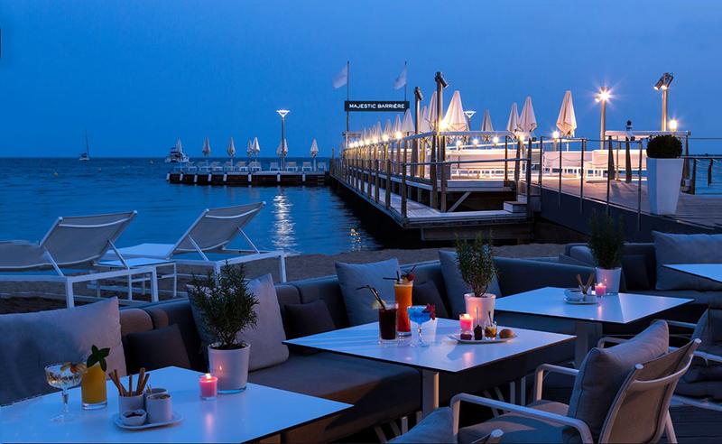 majestic Cannes ouverture nouveautés