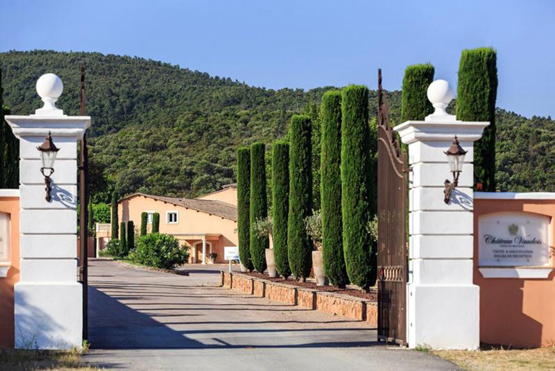 château vaudois art vivre provence