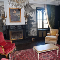 château crémat elégance hommage coco chanel