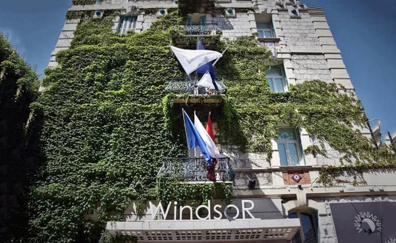 hôtel windsoR inaugure chambre artiste