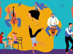soirées musicales danser niçois