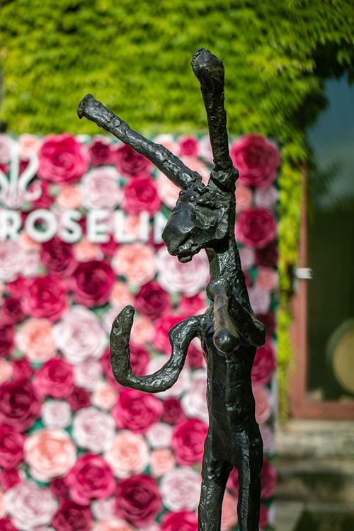 dubuffet miró flanagan château sainte roseline