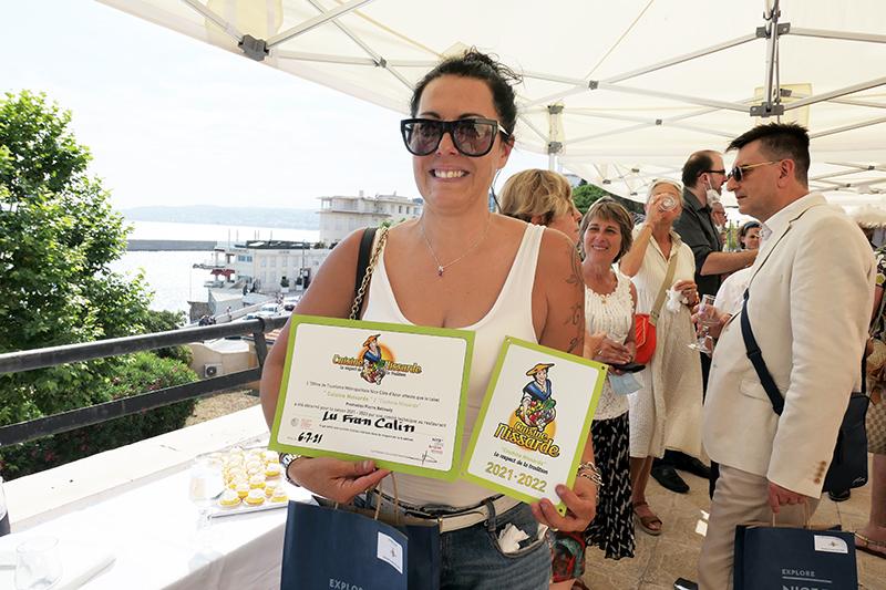 label cuisine nissarde nissa bella