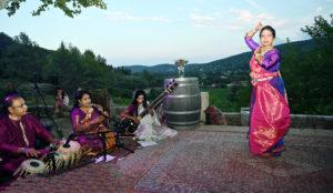 danse indienne domaine dragon