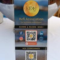 kefi business convivialite nice