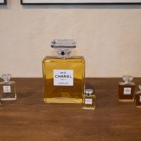 chanel pérennise enracinement olfactif pégomas
