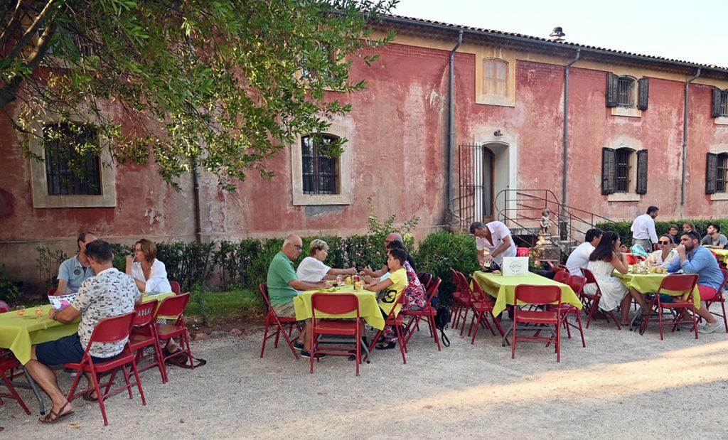 italie enchantée château de saint martin